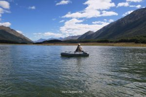 - Water Stryder Dave Inks Kiwi Jim